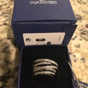 Brand New Authentic Swarovski Ring